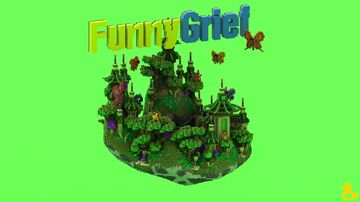 FunnyGrief Elf Spawn Minecraft Map & Project