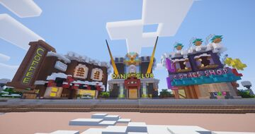 Club Penguin Minecraft Map [ClubMinePenguin] Minecraft Map & Project