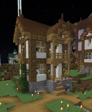 Little Tudor House Minecraft Map & Project
