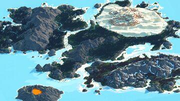 Zagma: 5k x 5k RPG Map Minecraft Map & Project