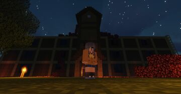 Heavenly Host Elementary Minecraft Map & Project