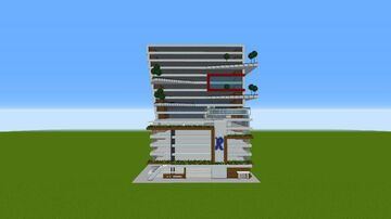 Skyscraper  Pc Download Minecraft Map & Project