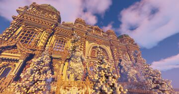 Thoran - Baroque styled - Minecraft Map & Project