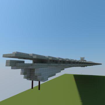 Titan-Class Star Destroyer Minecraft Map & Project