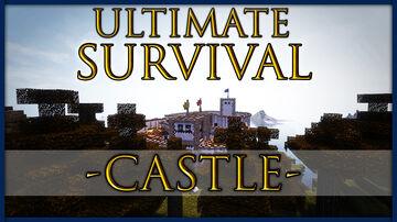 Survival Spawn - Ancient Castle + [DOWNLOAD] Minecraft Map & Project
