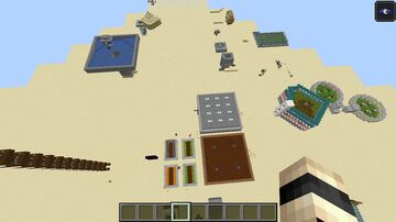 PersonalMapTest Minecraft Map & Project
