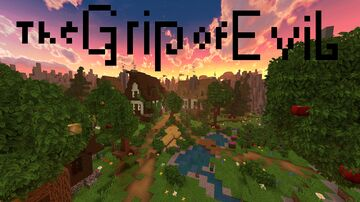 The Grip Of Evil | Vanilla 1.16.4 | English or French Minecraft Map & Project