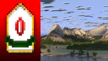 Advent Map [0] - Karolier, an ocean island [2K, Java, Bedrock, Download] #Daily Maps Minecraft Map & Project