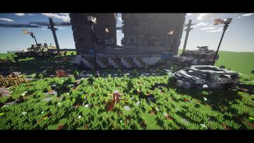 Resident Evil Minecraft Map & Project