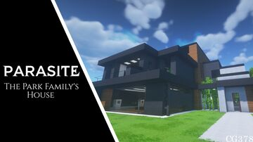 Parasite | The Park Family's House Minecraft Map & Project
