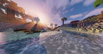 Tropical - Lobby Minecraft Map & Project