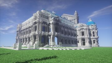 Palais Garnier Minecraft Map & Project