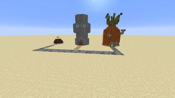 Spongebob Map 2020 Minecraft Map & Project