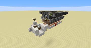 Automatic Melon/Pumpkin Farm Minecraft Map & Project