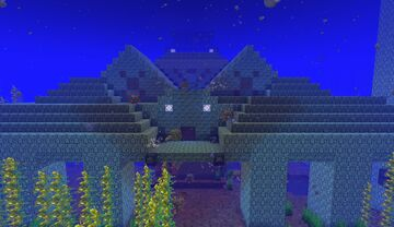 Ocean Momument Minecraft Map & Project