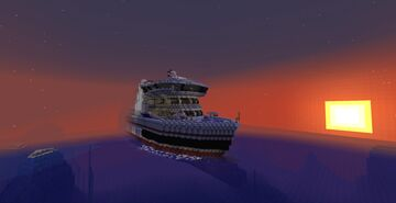ECL Aurora II Minecraft Map & Project