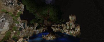 Elven City/Dungeon- ERETHON.DE Minecraft Map & Project