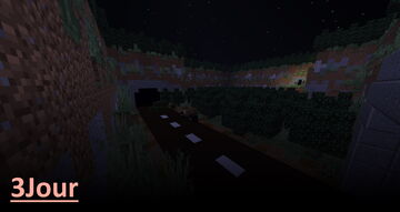 3Day[EN] Minecraft Map & Project
