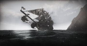 (Own version of a Man o' War) British Warship [Kingdom Legacies] Minecraft Map & Project