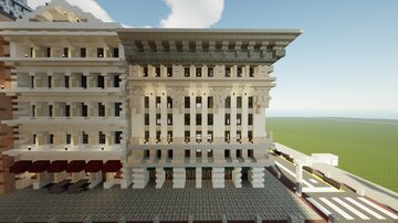 The Wilson Bodner Building on 14 Dream Ave | New Limesville City | NL | UCS Minecraft Map & Project