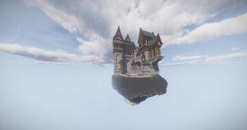 Lobby - Flying island Minecraft Map & Project