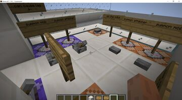 mob arena(for download keep hitting deny it may take a while) Minecraft Map & Project