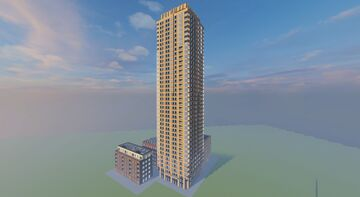 Pasteurs tower Minecraft Map & Project