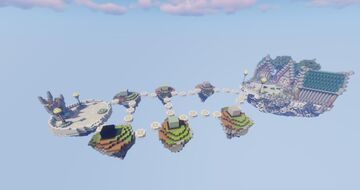 PvP Mining Spawn *FREE DOWNLOAD* Minecraft Map & Project