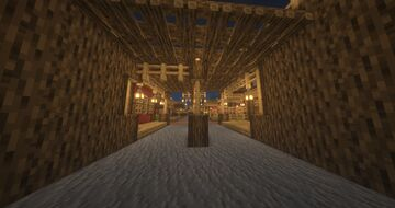 Melon's Red Oak Village Minecraft Map & Project