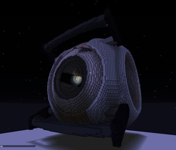 Wheatley Core Minecraft Map & Project