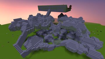 Dungeon - Bismuth Crypt Minecraft Map & Project