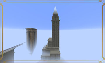The Aberdeen Building   Devil's Diner   New Lapusia City Minecraft Map & Project