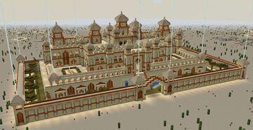 Arabian Castle Minecraft Map & Project