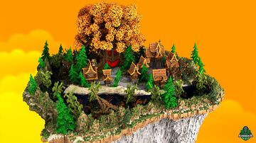 ⭐ EXCLUSIVE ⭐ Evil Tree - AliensBuilds 👿 Minecraft Map & Project