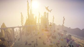 City of Atlantis | Aderlyon Build Team Minecraft Map & Project