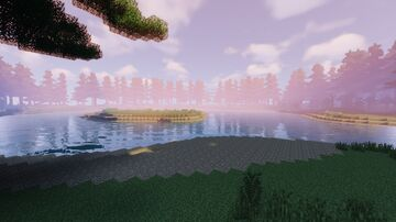 mountainous island 2 Minecraft Map & Project