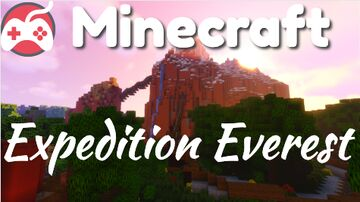 Expedition Everest in Minecraft Minecraft Map & Project