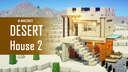 Desert House (Shop)- [DOWNLOAD] Minecraft Map & Project