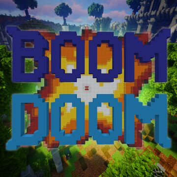 Boom Doom | TNT Minigame | 2-11 players | Realms Map | 1.16.4/1.16.5 | By Command Realm Minecraft Map & Project