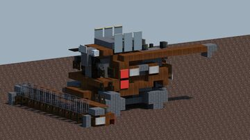 Case IH 8240 Harvester set [With Download] Minecraft Map & Project