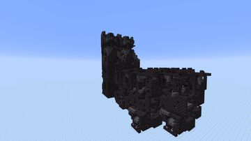 All 4 types of BASTIONS & ruined portals Minecraft Map & Project