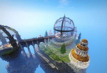 Lobby | Spawn | Hub Minecraft Map & Project