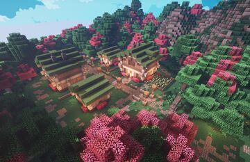 Sinnoh Reimagined Minecraft Map & Project