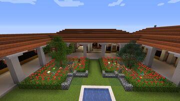 Villa Romana Publius Fannius Synistor Minecraft Map & Project