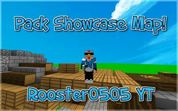 Texture Pack Showcase- By Rooster0505 yt Minecraft Map & Project