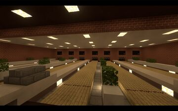 Minecraft Bowling alley Minecraft Map & Project