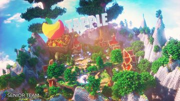 Land Of Apples Minecraft Map & Project