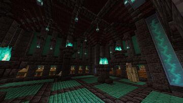 Villager Trading Dungeon Minecraft Map & Project