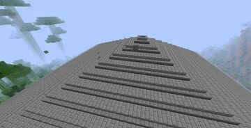 Escape From The Mayan Pyramid Minecraft Map & Project