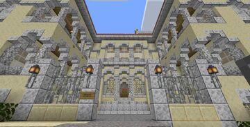 Neo-Byzantine Palace Minecraft Map & Project